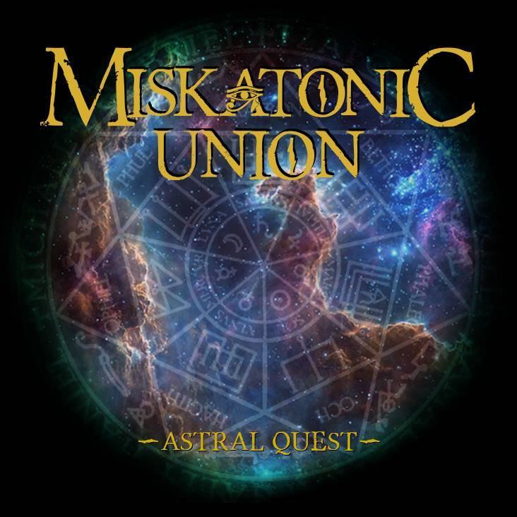 MISKATONIC UNION album2018
