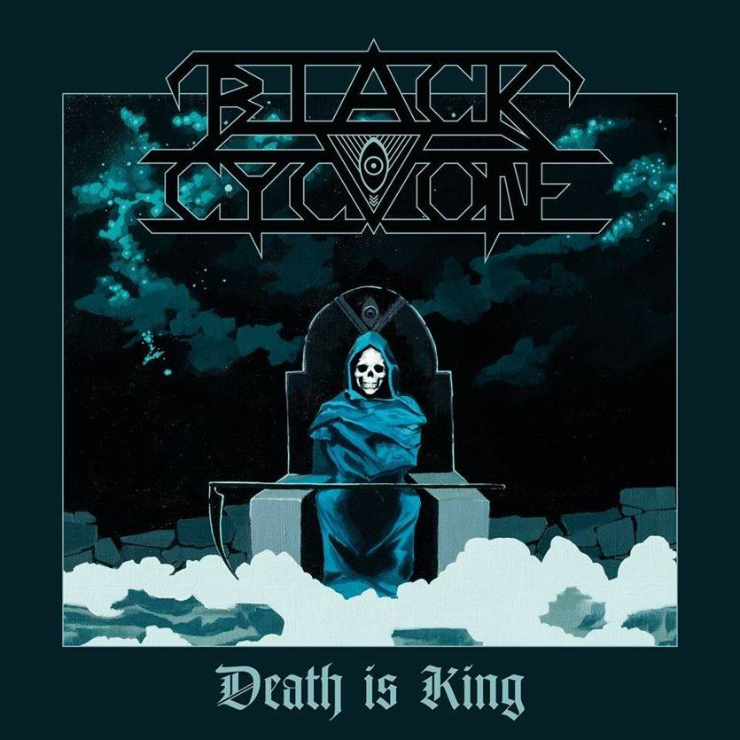 BLACK CYCLONE album2018