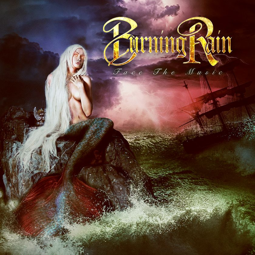 BURNING RAIN album2019