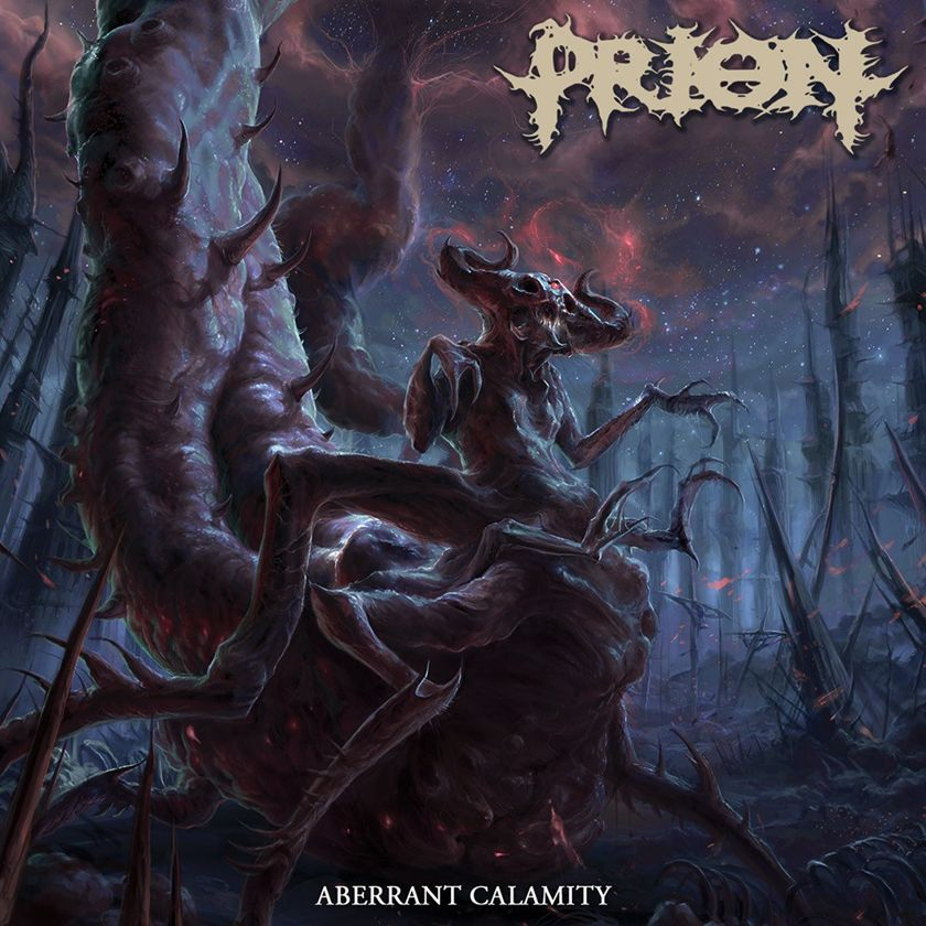 PRION album2019