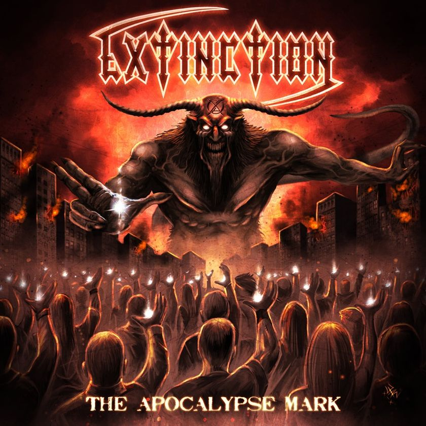 EXTINCTION album2019