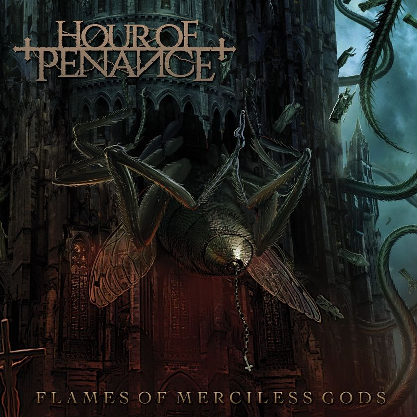 HOUR OF PENANCE single2019