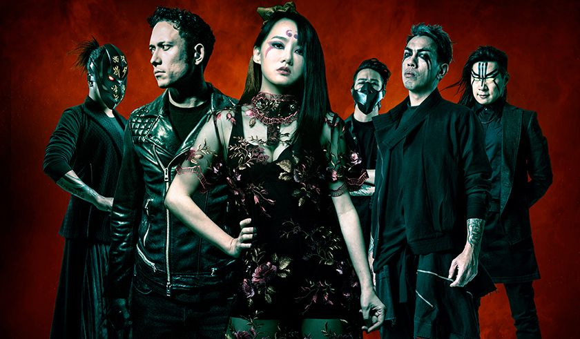 CHTHONIC band