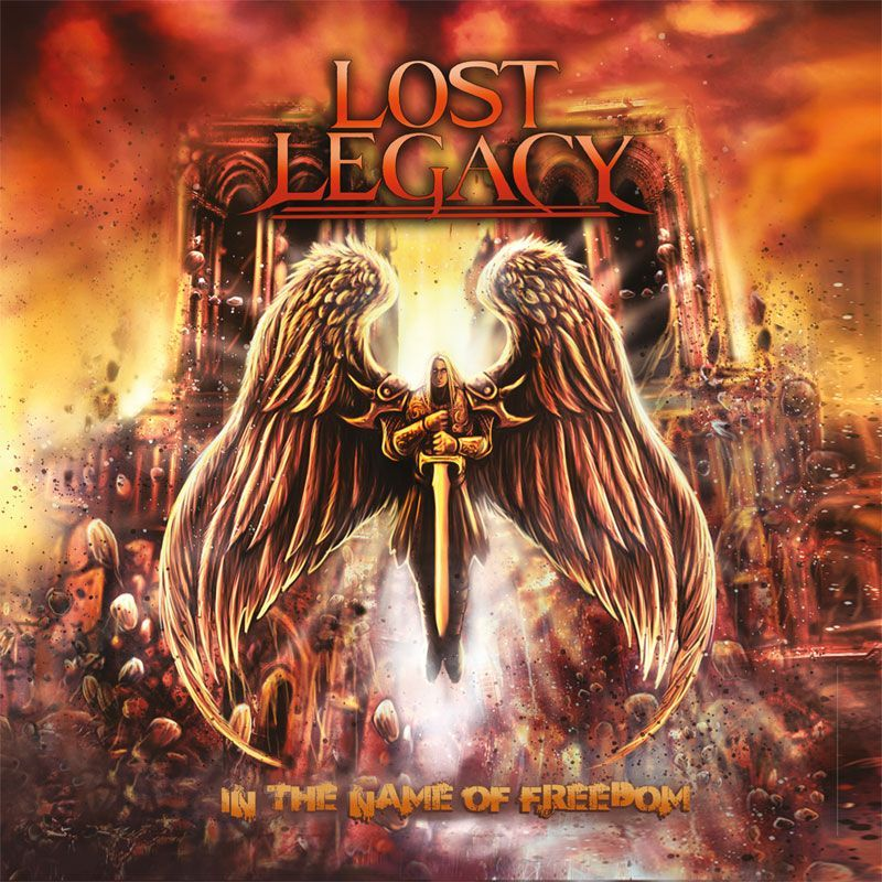 LOST LEGACY band