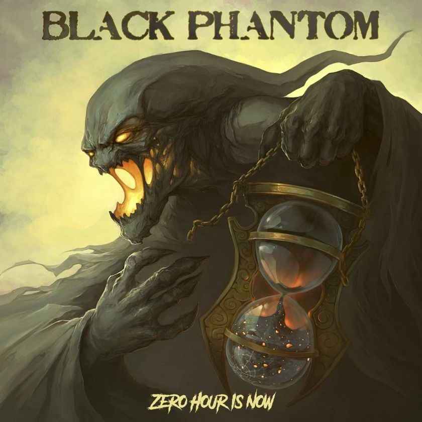 BLACK PHANTOM album2020