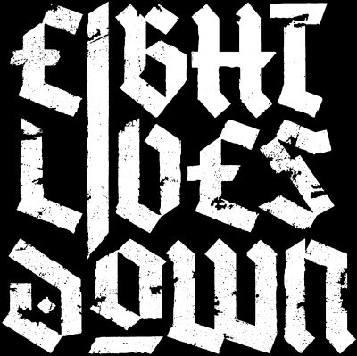 EIGHT LIVES DOWN logo