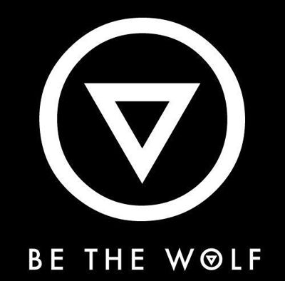 BE THE WOLF logo