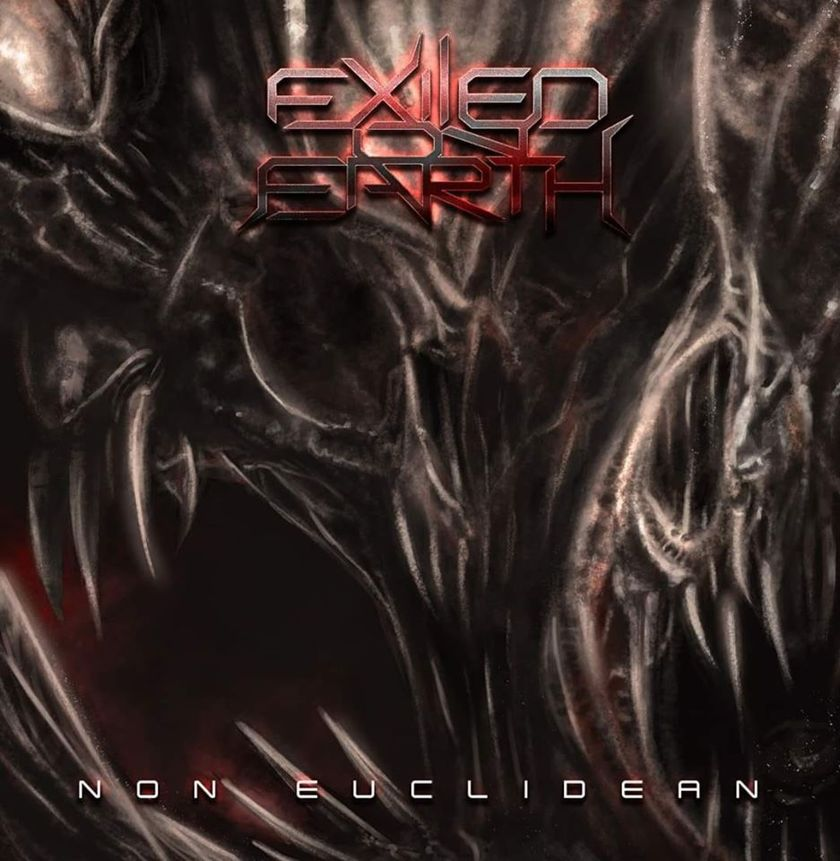 EXILED ON EARTH album2020