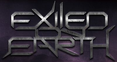 EXILED ON EARTH logo