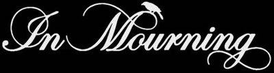 IN MOURNING logo