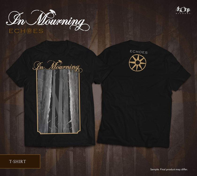 IN MOURNING merch2020