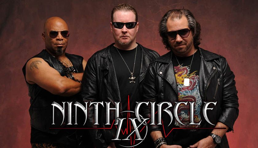 NINTH CIRCLE band