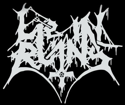 LIE IN RUINS logo