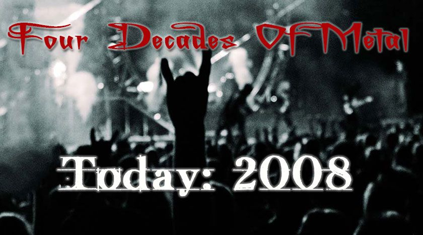 four decades of metal 2008
