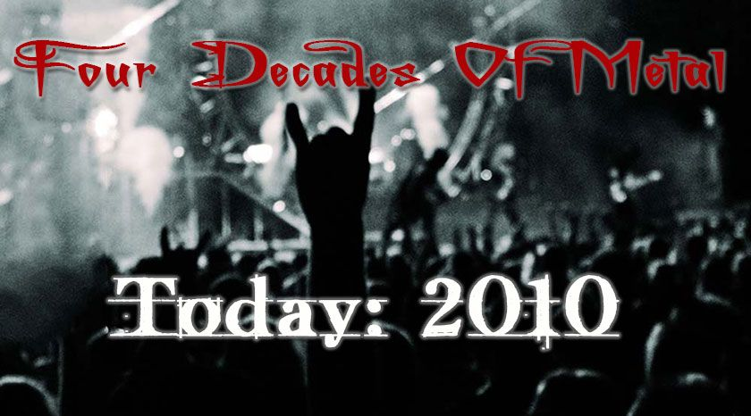 four decades of metal 2010