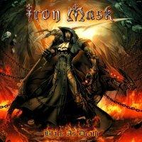 IRON MASK Black As Death