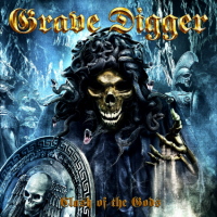 GRAVE DIGGER Clash Of the Gods