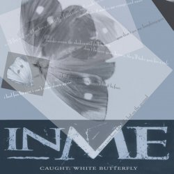 INME Caught:White Butterfly