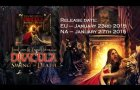 Dracula - Swing of Death Trailer (Official / 2015 /  Jorn Lande and Trond Holter)