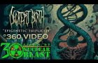 DECREPIT BIRTH - Epigenetic Triplicty (360 VISUALIZER OFFICIAL VIDEO)
