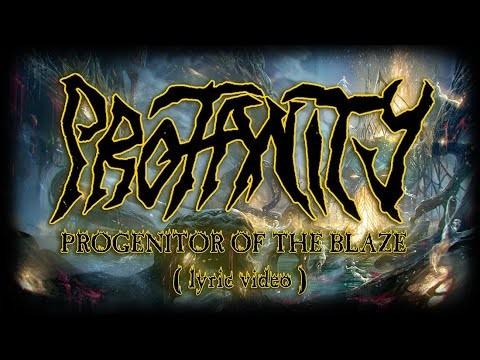 PROFANITY - Progenitor of the Blaze / lyric video