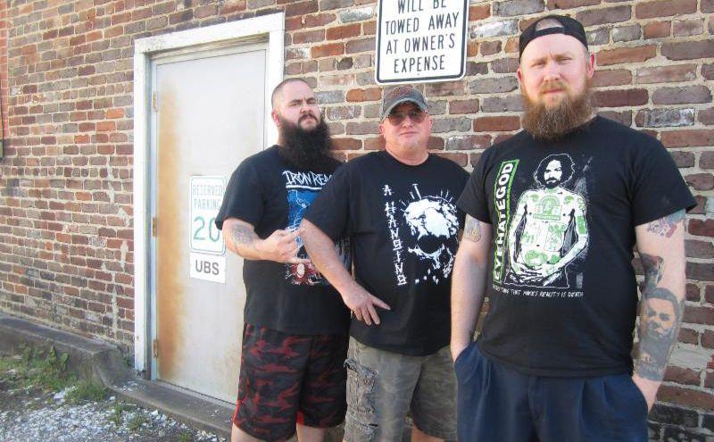 Vailent Zombie Skjorte Militærgrønn | Herre | Skjorter på